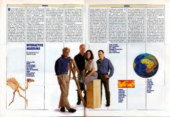 Omni Magazine (May 1992)